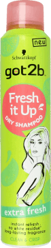 got2b, Fresh it up!, suchy szampon, Extra Fresh, 200 ml, nr kat. 256380