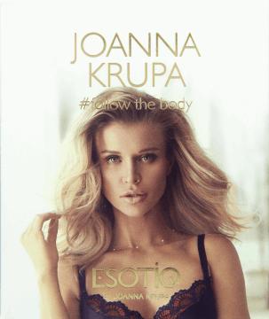 esotiq joanna krupa - #follow the body