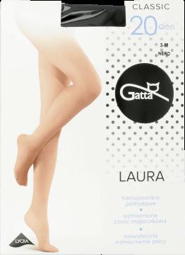 6b0fcf2ab47efe GATTA, Laura, rajstopy nero, 20 den, rozm. 3, 1 para - Drogeria Rossmann