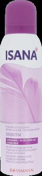 Isana pianka żel depilacja