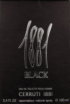 nino cerruti 1881 black