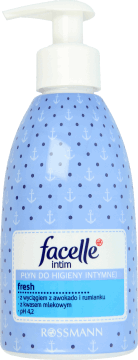 Facelle, intim, płyn do higieny intymnej, Fresh, 300 ml, nr kat. 264384