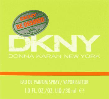d5c132ed3 DKNY, Be Desired, woda perfumowana dla kobiet, 30 ml - Drogeria Rossmann