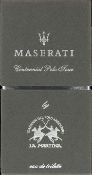 la martina maserati centennial polo tour