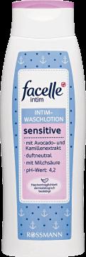 Facelle, intim, płyn do higieny intymnej, Sensitive, 300 ml, nr kat. 42695