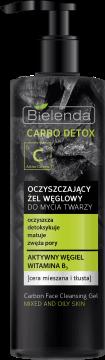 oczyszczający żel węglowy Bielenda Carbo Detox