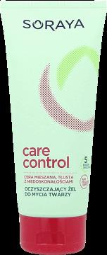 żel do mycia twarzy Soraya Care Control