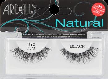 7e15e52a1473c9 ARDELL, Natural, sztuczne rzęsy 120 Demi Black, 1 para - Drogeria ...