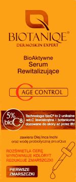 Biotaniqe serum