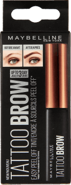 Maybelline, Tattoo Brow, tusz do brwi, medium, 5 g, nr kat. 274265
